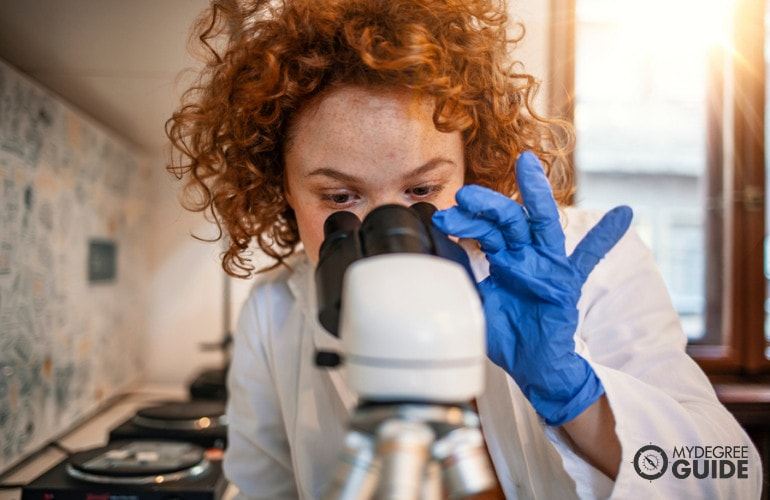 Jobs with Forensic Science Degree