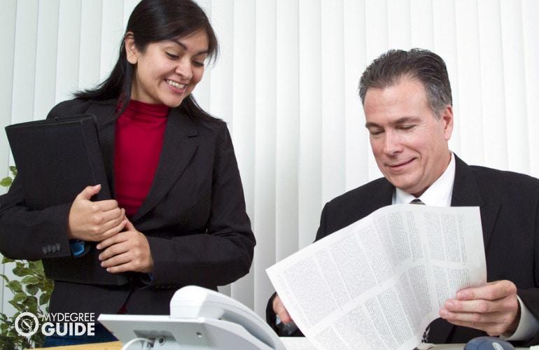 Legal Assistant vs. Legal Secretary
