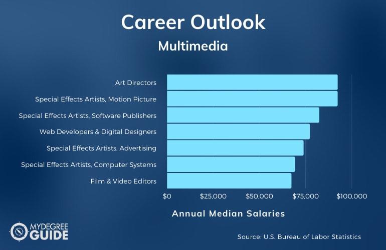 Multimedia Careers & Salaries