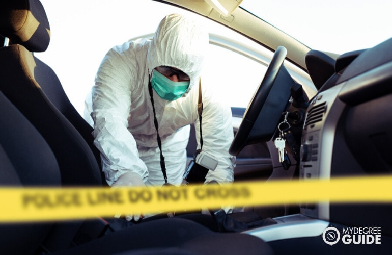 Online Forensic Science Degrees