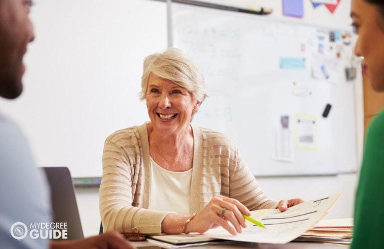 Online Masters inEducational Leadership
