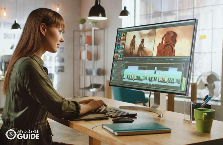 Online Multimedia Degrees