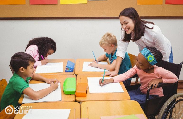 Special Education teacher