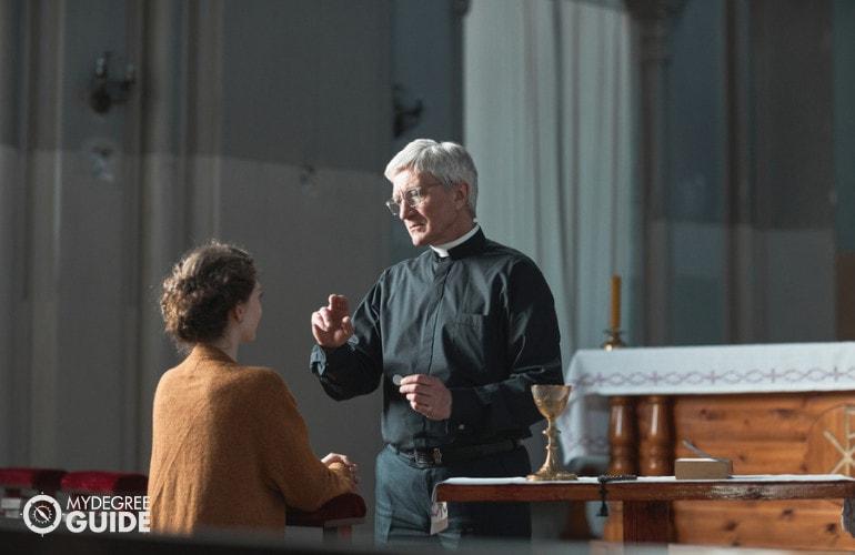 Career in Clergy