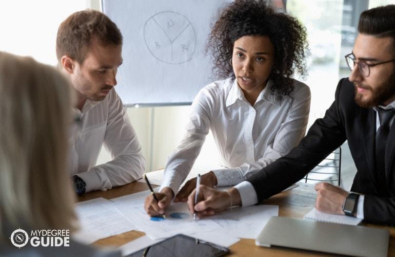 Executive MBA programs