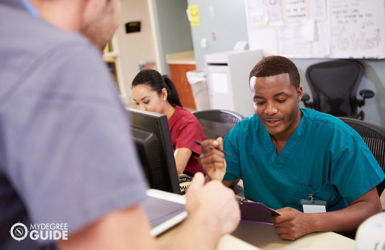 master's degree in healthcare informatics
