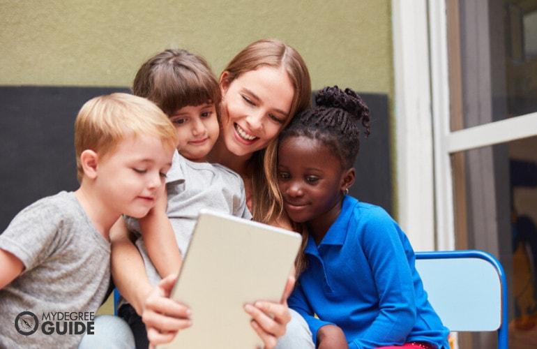 master's program in social work