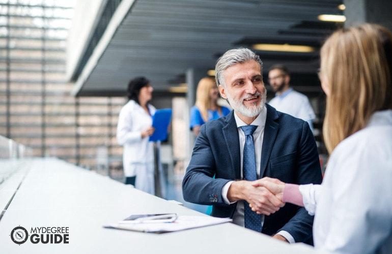 MBA & MHA Dual Degree Programs