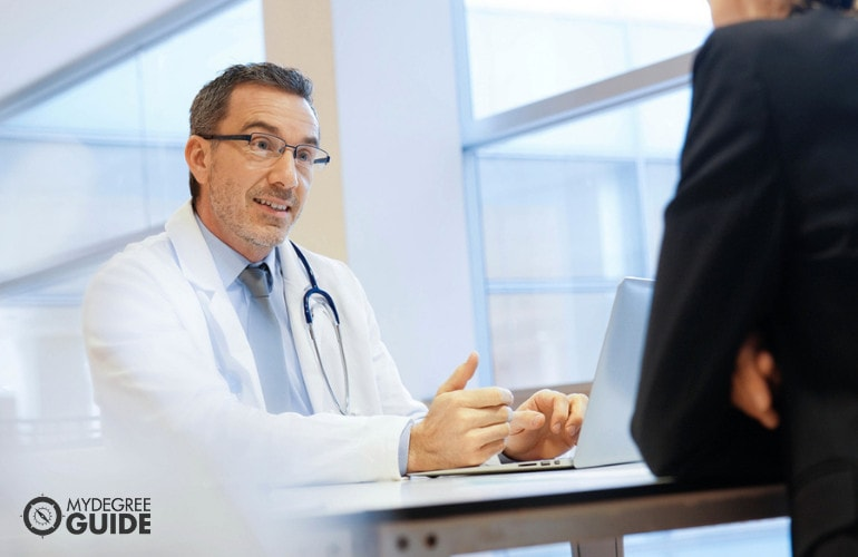 MBA / Doctor of Medicine