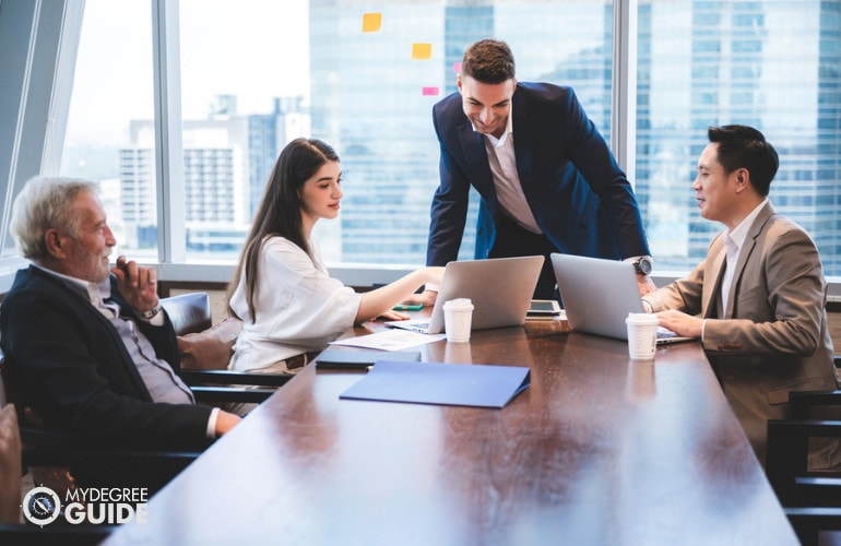 Online Dual MBA Programs