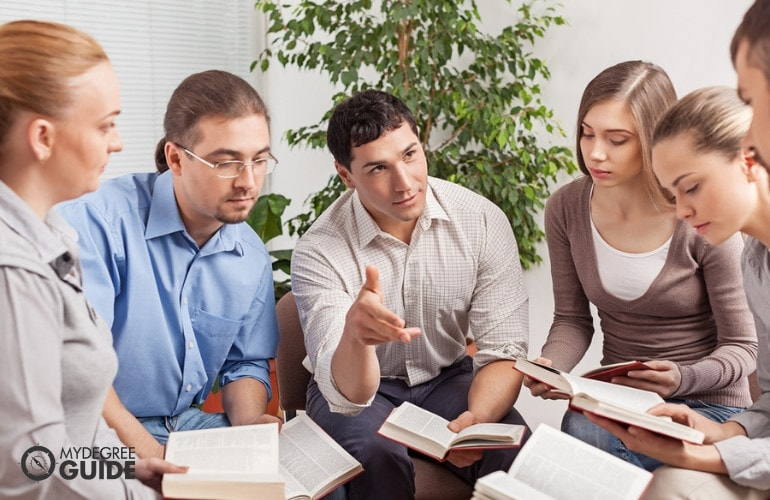 Theology Master's Curriculum