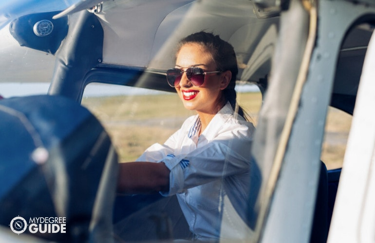 Aviation Management degree