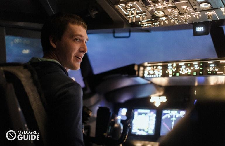 Bachelor's Degree in Aviation
