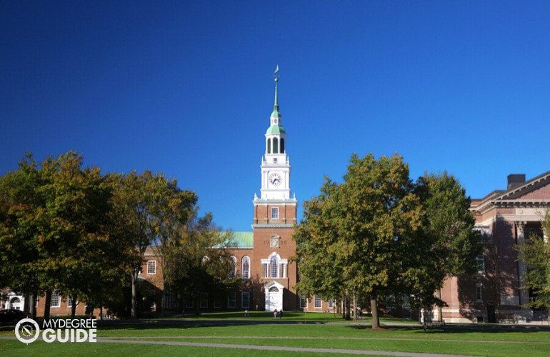 Colleges with regional accreditation