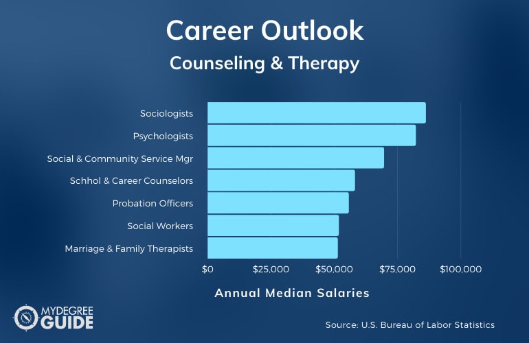 Counseling & Therapy Careers