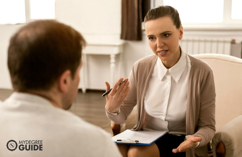 Counseling qualifications