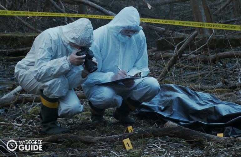 Crime Scene Investigation Curriculum