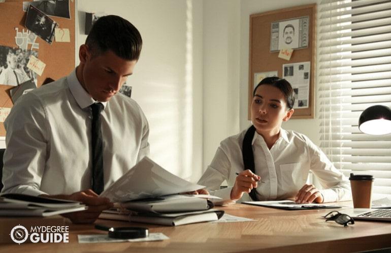 Criminal Psychology Degree careers