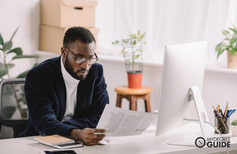 Get an MBA Online