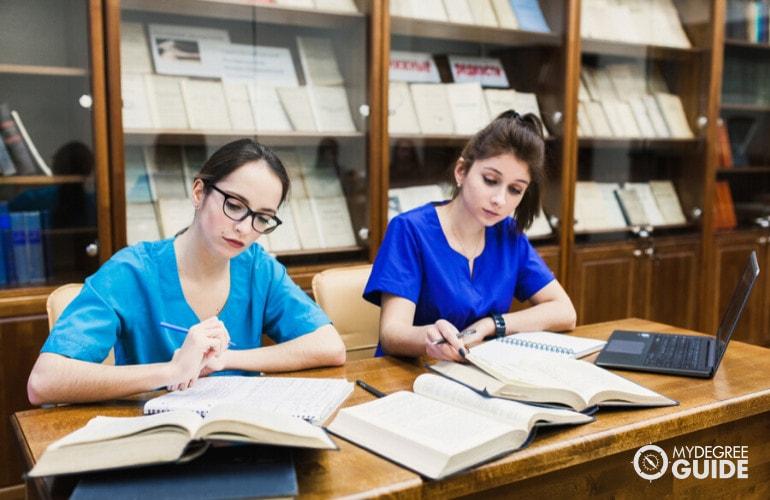 Getting Accepted in nursing school
