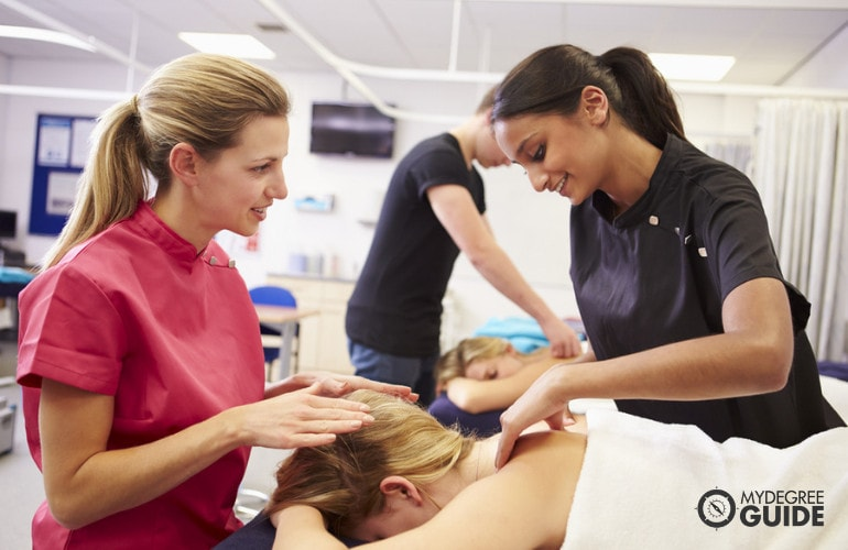 Massage Therapy Vocational Programs