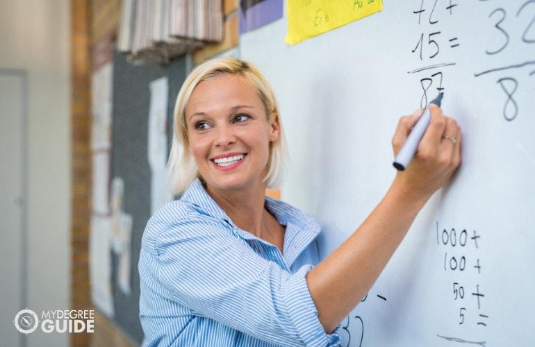 Master's in Education & Teaching Curriculum