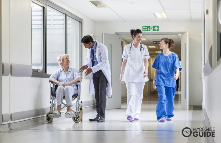 Nursing Program with low gpa
