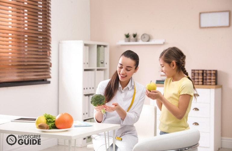 Nutritionist certification