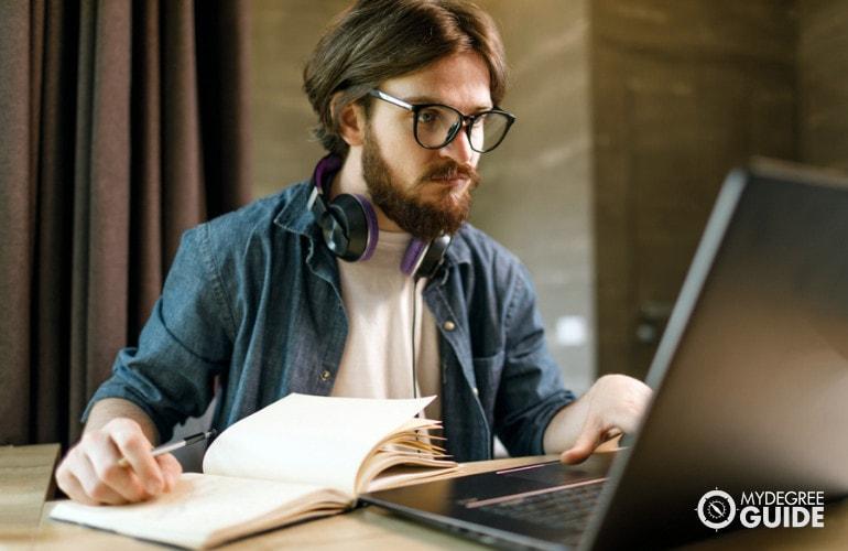 Online Degree in Corrections Program