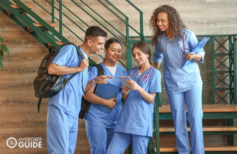 Schools with Nursing Programs