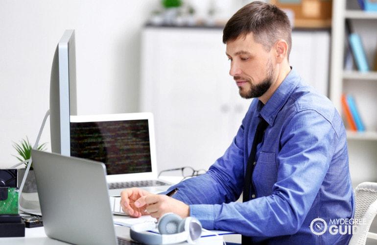 bachelor's degree in database management