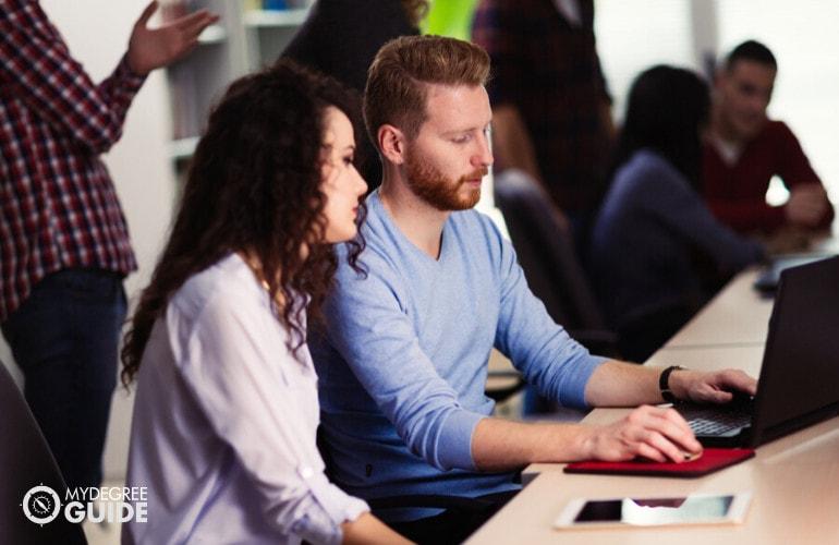 bachelor's in database management