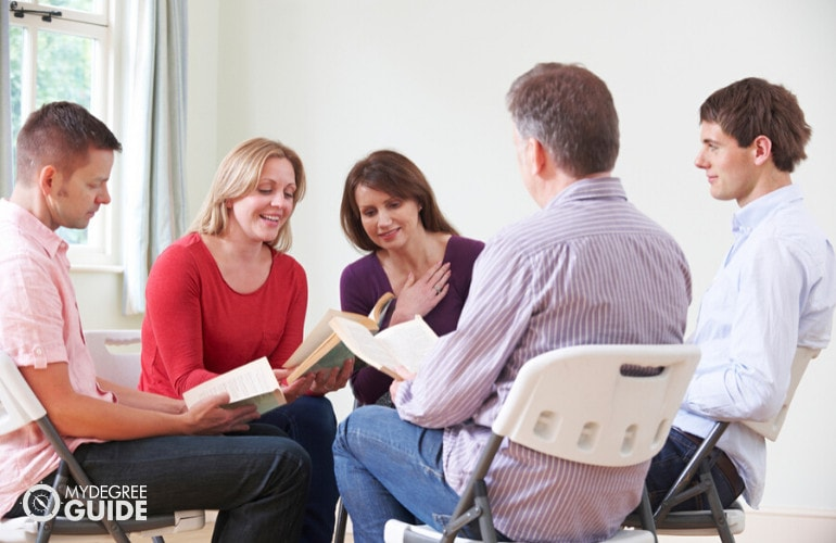 Best Online Christian Counseling Degree Programs