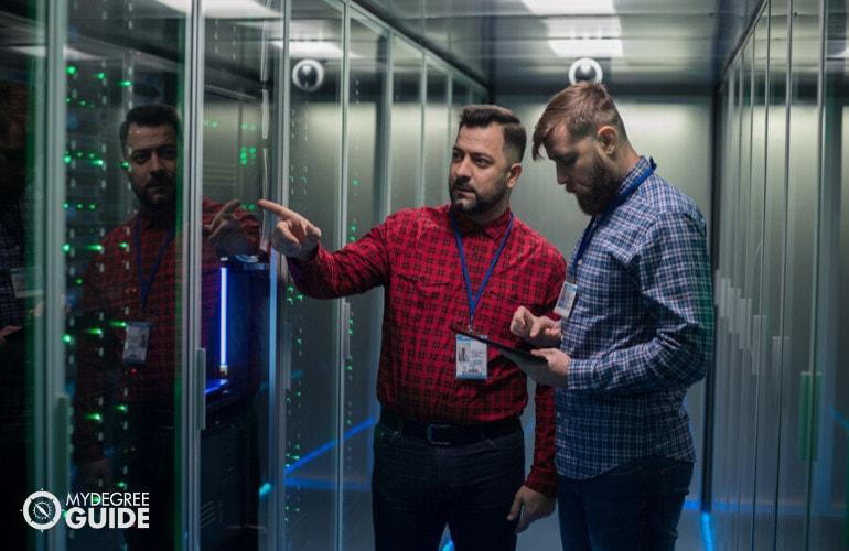 Online Database Management Degrees