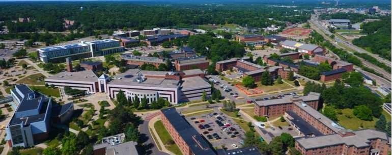 Western Michigan University campus