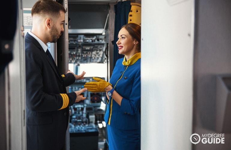 aviation industry career