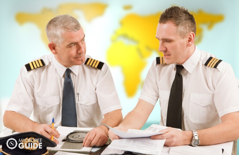 Bachelors in Aviation Management