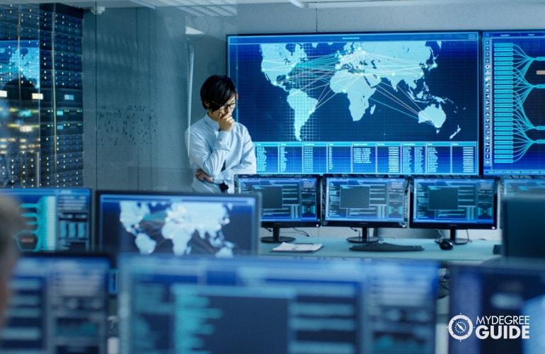 Best Online Associates in Networking