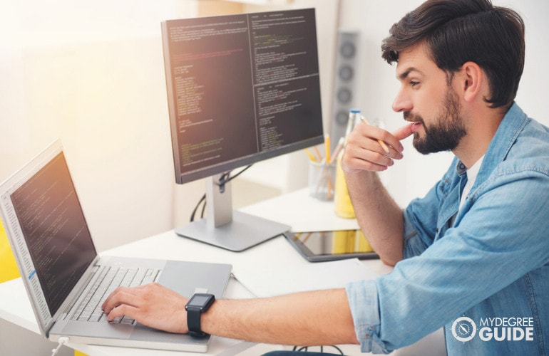 Best Online Web Development Degrees