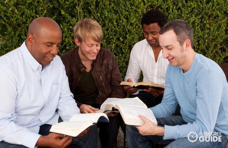 Christian Ministry Degrees Online