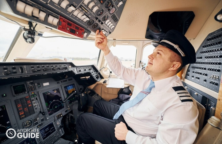 Copilot or First Officer