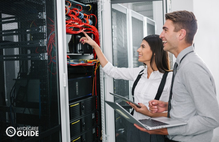 degree in computer network management