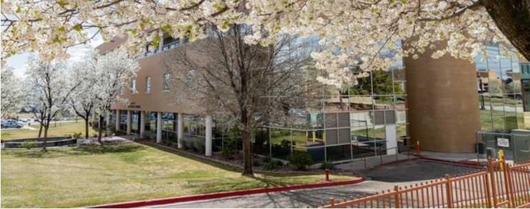 Dixie State University campus