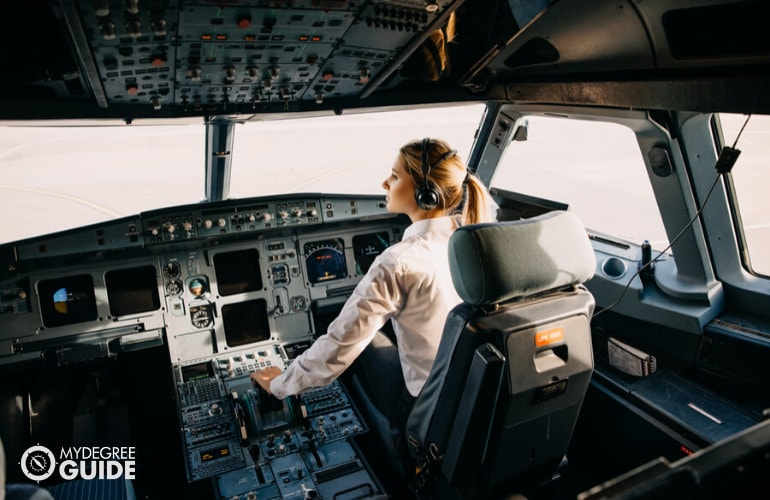How Hard Is It to Become a Pilot