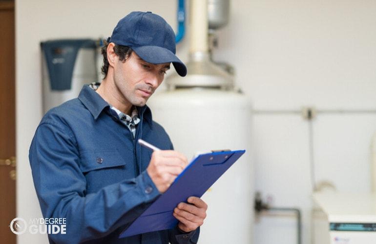 HVACR Technician