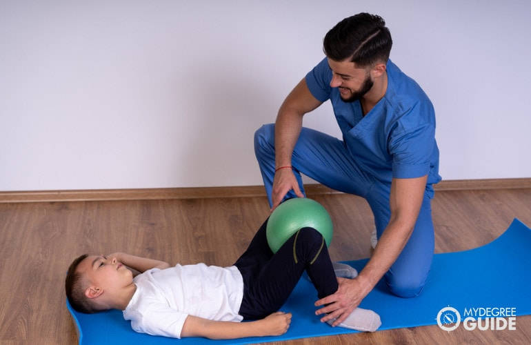 Kinesiology vs. Physical Therapy