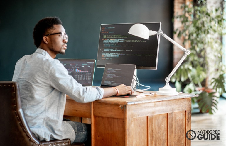 Master Degree in Computer Networking Program