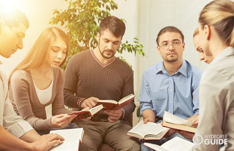 Master's in Christian Ministry Online