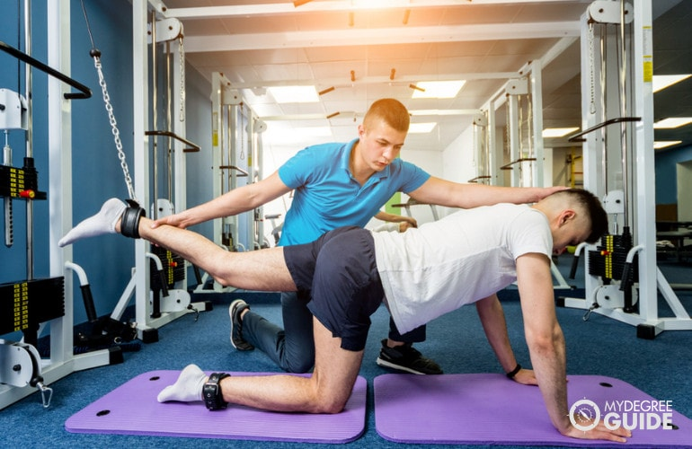 Masters in Kinesiology jobs