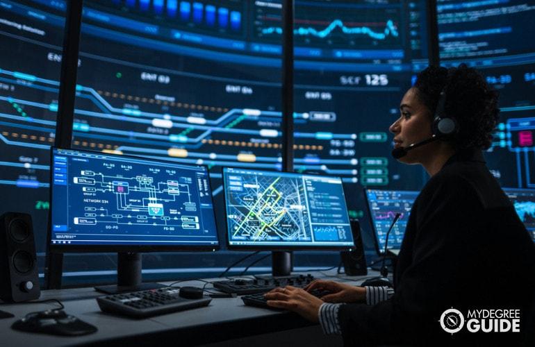 Network Admin Bachelor's Curriculum
